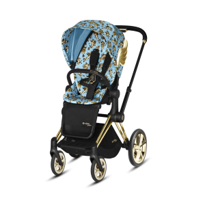 Wózek spacerowy CYBEX by Jeremy Scott PRIAM 2.0 | CHERUB BLUE