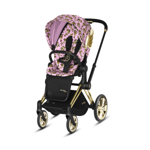 Wózek spacerowy CYBEX by Jeremy Scott PRIAM 2.0 | CHERUB PINK