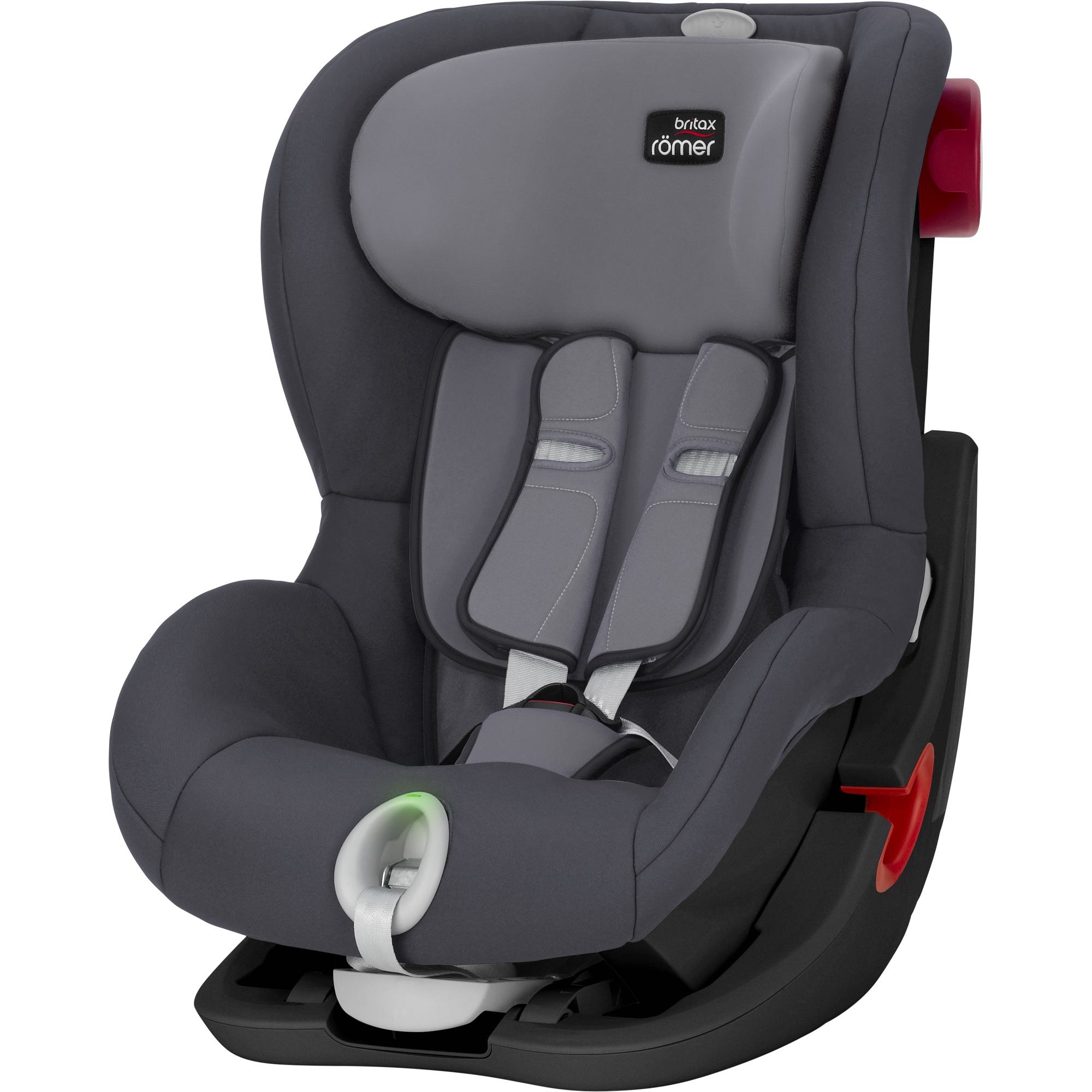 fotelik britax r mer king ii ls 9 18 kg black series. Black Bedroom Furniture Sets. Home Design Ideas